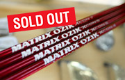 Driver Shaft MATRIX OZIX XCON (Sold out - ขายไปแล้ว)