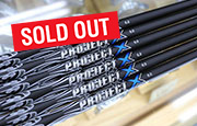 Driver Shaft TRUE TEMPER PROJECT X PXV 39 (Sold out - ขายไปแล้ว)