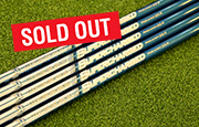 Driver Shaft Grafalloy ProLaunch Blue Supercharged (Sold out - ขายไปแล้ว)