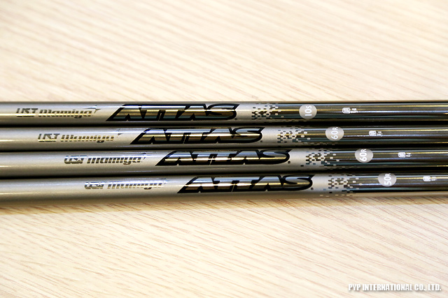 UST Mamiya NEW ATTAS IRON