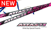Driver Shaft UST Mamiya ATTAS 11 Pink (White Day Special Edition)